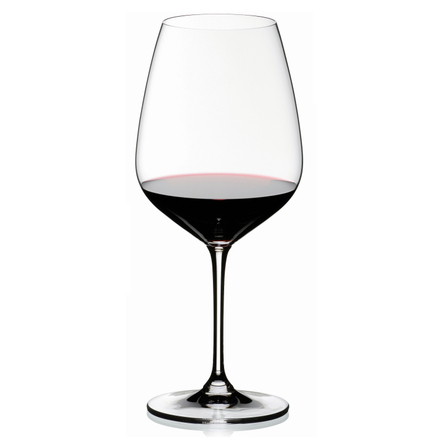 Riedel Vinum Extreme Leaded Crystal Cabernet/Merlot Wine Glass, Set of 2