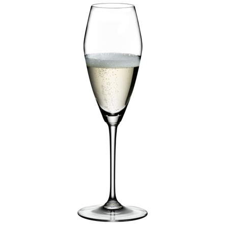 Riedel Vinum Extreme Leaded Crystal Champagne Glass, Set of 2