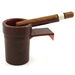 Burlwood Cigar Bobken Removable Car Ashtray