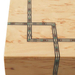 Dolce Sogni Birch Burl & Inlay Cigar Humidor 100 Count