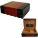 Art Deco Ltd Edition Solid Hardwood Cigar Humidor