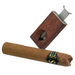 Hardwood V-Cut Blade Cigar Cutter