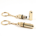 Nibo Gold Bullet Key Ring Cigar Punch