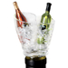 Prodyne Vino Duo Acrylic and Silicone Wine Bottle Stopper