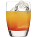 Luigi Bormioli Michelangelo Masterpiece Double Old-Fashioned Tumbler, Set of 4