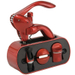 Houdini Red 6 Piece Corkscrew Stand Set