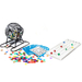 Small Party Bingo Set with Black Rubberized Cage
