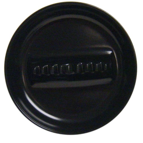 Large Black Melamine Tabletop Cigarette Ashtray