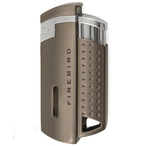 Colibri Firebird Ballistic Torch Lighter Gun Metal