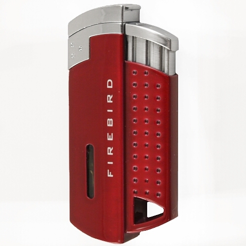 Colibri Firebird Ballistic Butane Torch Lighter RED