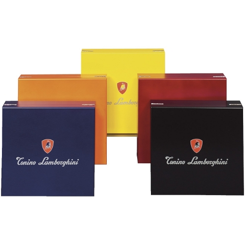 Lamborghini Limited Edition Black Space 20 Cigar Humidor