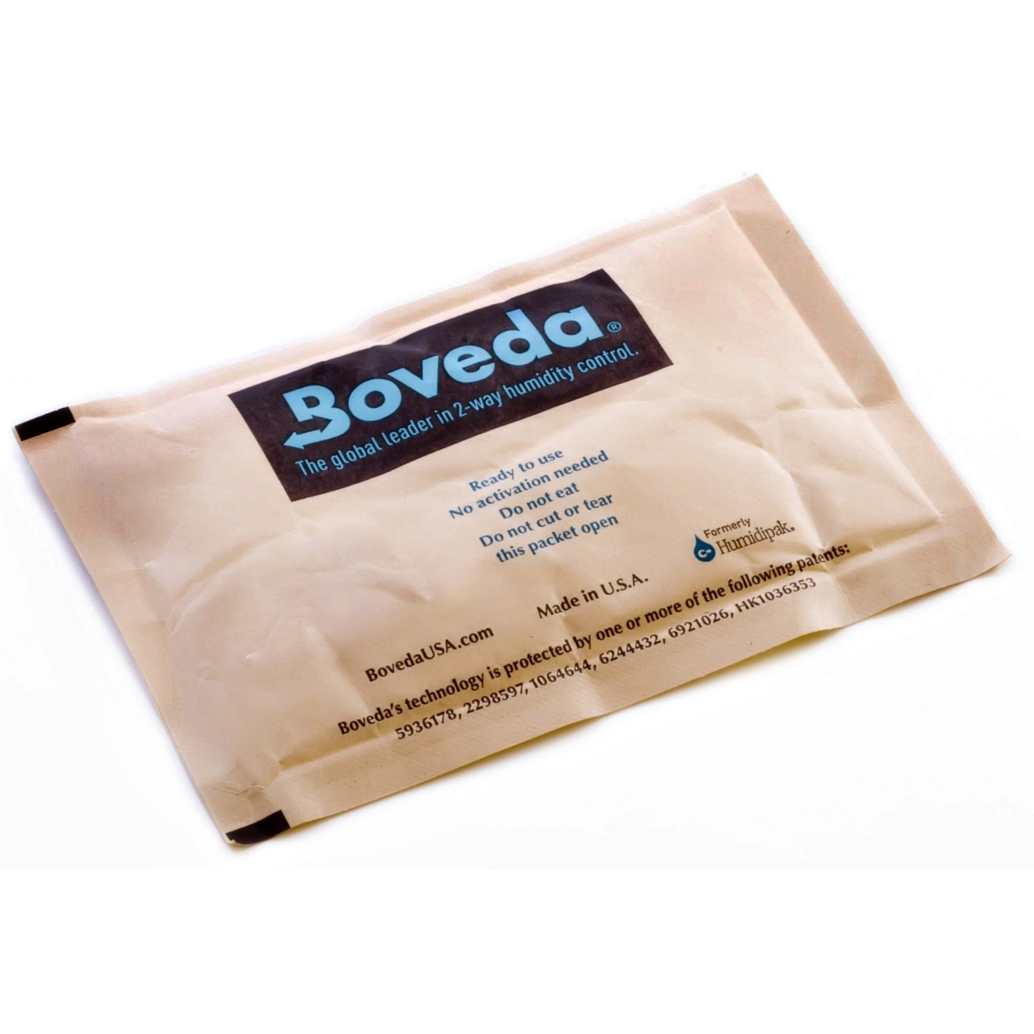 Boveda 2-Way Humidity Control in RH of 72