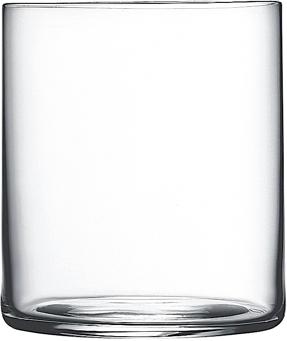 Luigi Bormioli Top Class Double Old-Fashioned Tumbler, Set of 6