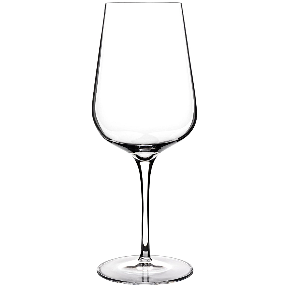 Luigi Bormioli Intenso Mature White 15.25 Ounce Wine Glass, Set of 6