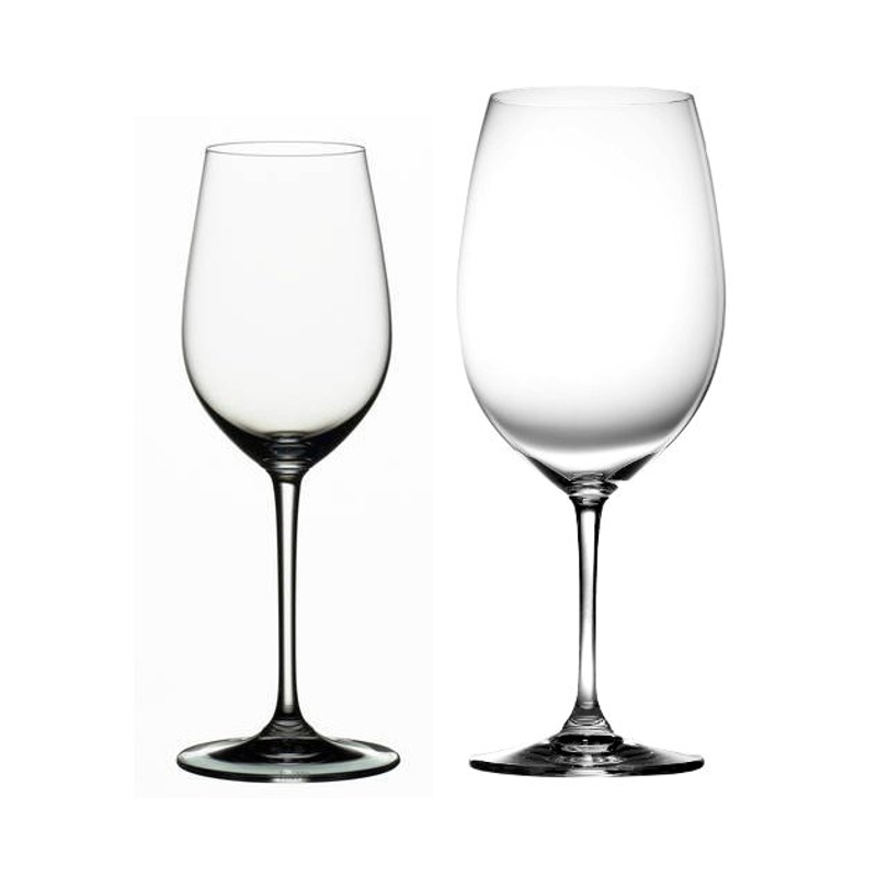 Riedel Vinum XL 4 Piece Cabernet and Riesling Grand Cru Glass Set