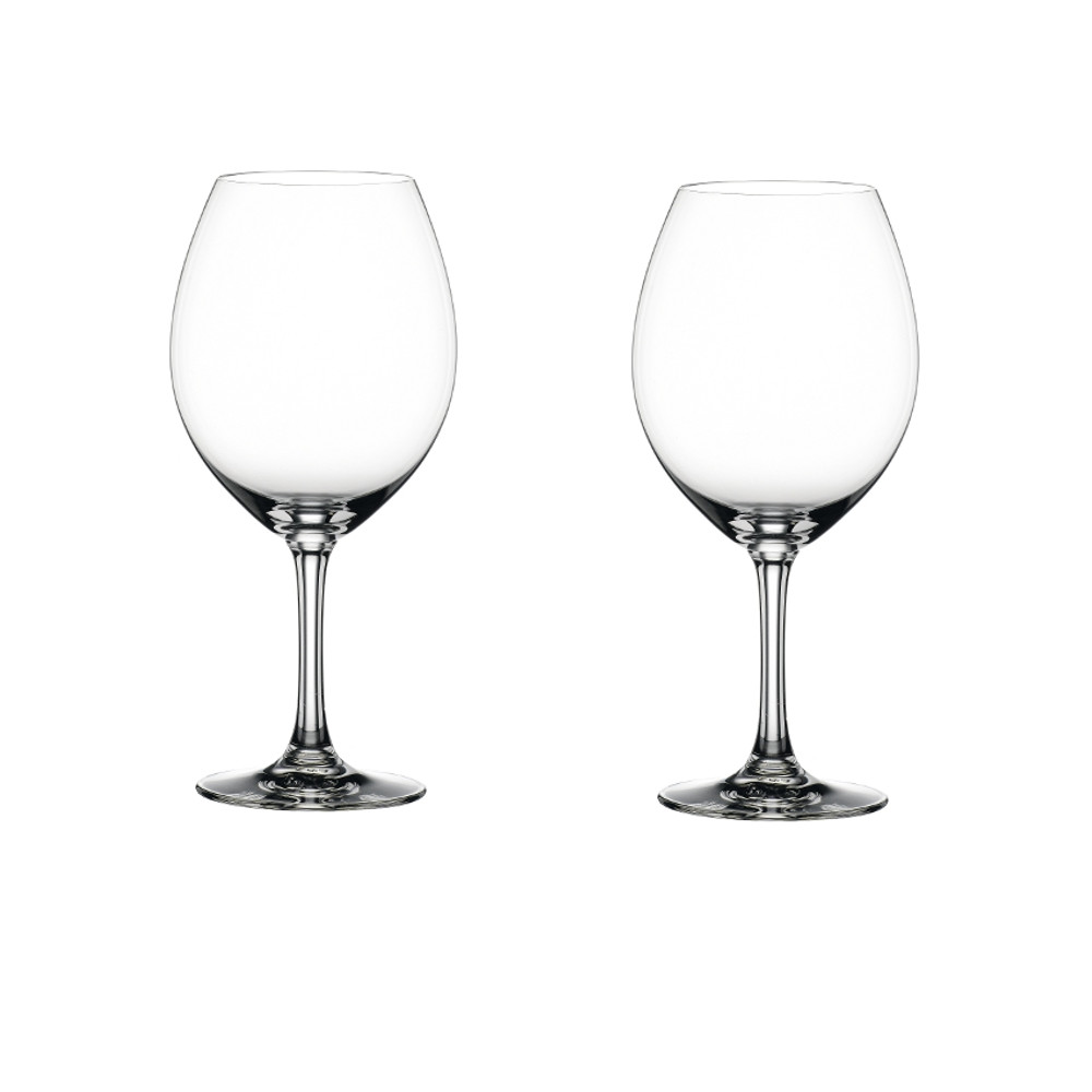 Spiegelau Festival Crystal Burgundy Wine Glass, Set of 2
