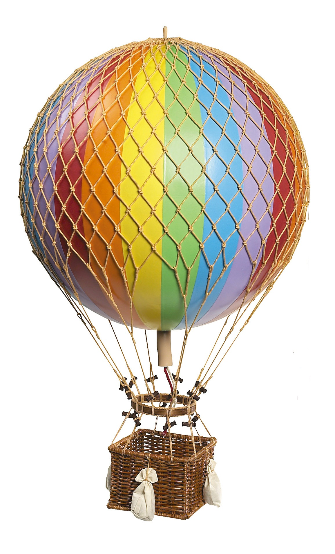 Authentic Models Jules Verne Rainbow Balloon