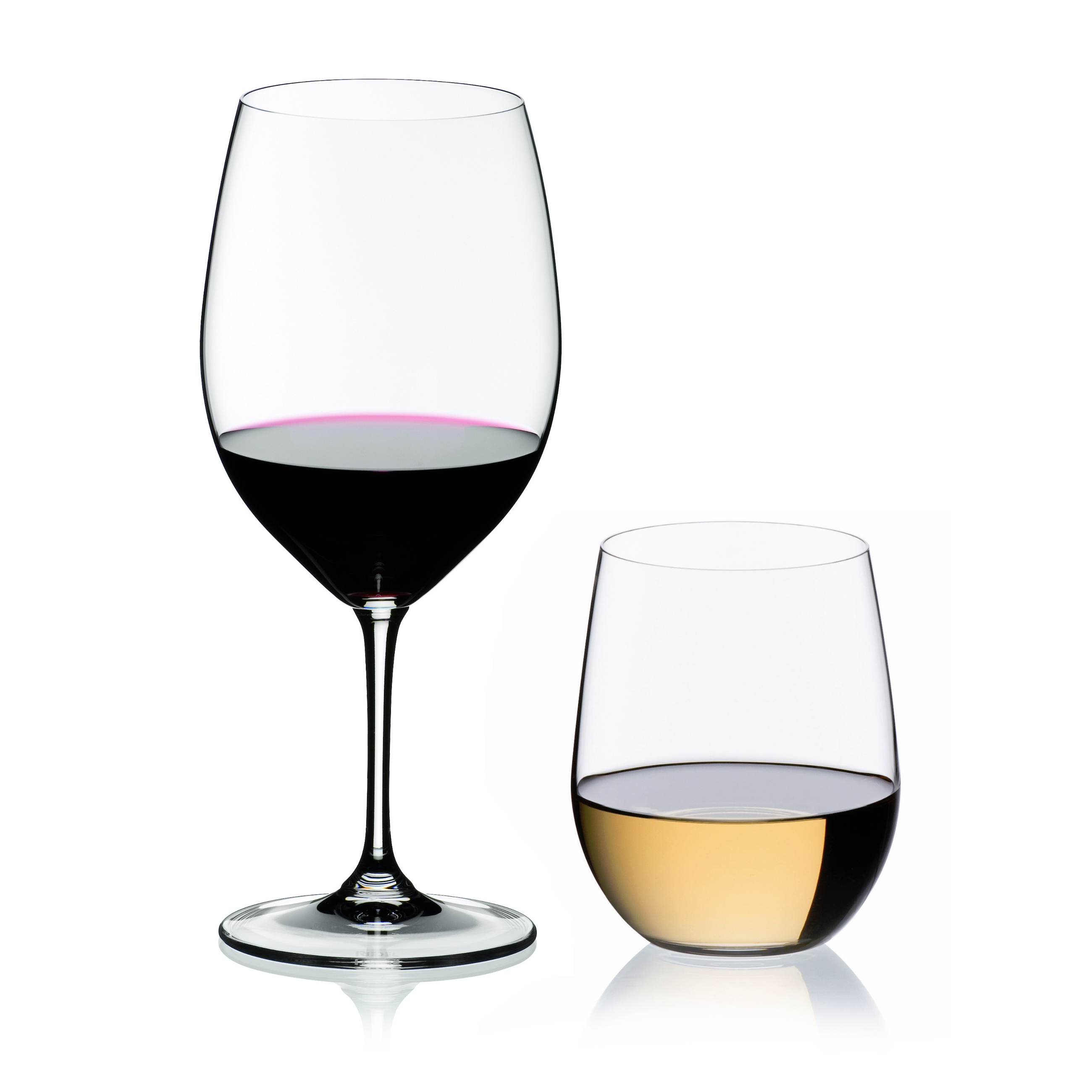 Riedel 4 Piece Vinum XL Cabernet and O Viognier Wine Glass Set, Buy 2 Get 4