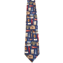 Football Nostalgia Necktie