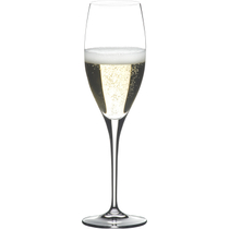 Riedel Heart to Heart Crystal Champagne Wine Glass, Set of 4
