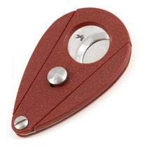 Xikar Xi2 Double Blade Cigar Cutter in Bloodstone Red