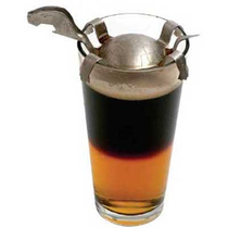 Lagerhead Black & Tan Turtle With Bottle Opener