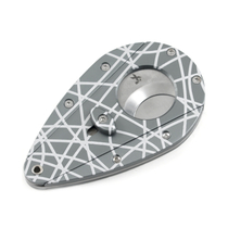 Xikar Xi1 Body Art Double Blade Cigar Cutter in Web Design