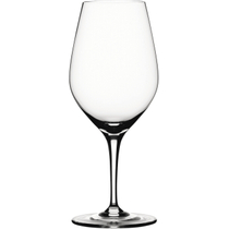 Spiegelau Special Import Authentis Crystal Wine Tasting Glass, Set of 2