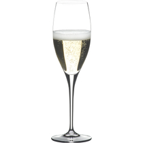 Riedel Heart to Heart Crystal Champagne Glass, Set of 2