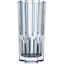 Nachtmann Aspen Leaded Crystal Long-Drink Beer Tumbler, Set of 6