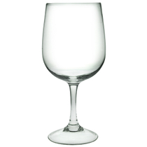 "True Fabrications ""Big Swig"" 26 Ounce Whole Bottle Wine Glass"