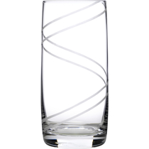 Luigi Bormioli Social Ave 18 Ounce Aspen Beverage Glass, Set of 4