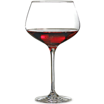 Wine Enthusiast Fusion Infinity Wine Collection Pinot Noir Glass, Set of 4