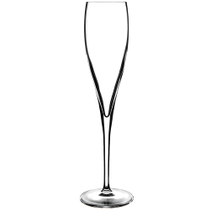 Luigi Bormioli Wine Styles 6 Ounce Sparkling Wine Glass, Set of 2