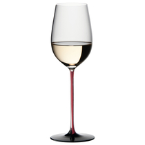 Riedel Sommeliers R-Black Series Leaded Crystal Riesling Grand Cru Wine Glass
