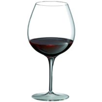 Ravenscroft Invisibles Collection Crystal Burgundy/Pinot Noir Stemware, Set of 4