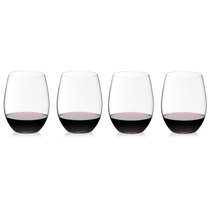 Riedel The O Cabernet Wine Tumbler 3+1 Value Gift Set