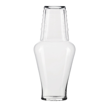 Spiegelau Night and Day Non-Leaded Crystal Decanter with Tumbler