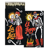 Homart Long Decorative Matches in Fosforos Box