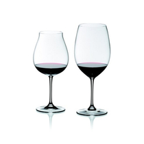 Riedel Vinum XL 4 Piece Cabernet and Pinot Noir Glass Set