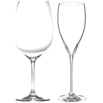 Riedel Vinum XL 4 Piece Cabernet and Champagne Glass Set