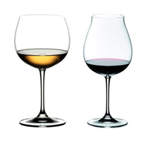 Riedel Vinum XL 4 Piece Pinot Noir and Chardonnay Glass Set