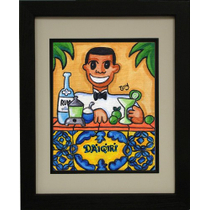 Daiquiri by Tony Mendoza Limited Edition Artwork