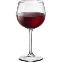 Bormioli Rocco Riserva Crystal Glass Barolo Red Wine Glass, Set of 6