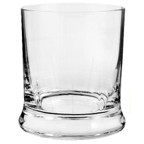 Double Old Fashion Glass Tumbler Sutton Double Old Fashion Crystal from Poland, set of 4