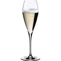 Riedel Vitis Leaded Crystal Champagne Glass, Set of 2