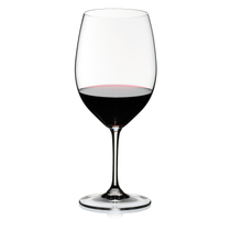 Riedel Vinum Leaded Crystal Bordeaux / Cabernet Wine Glass, Set of 6