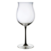 Riedel Sommeliers Black Tie Leaded Crystal Burgundy Grand Cru Wine Glass