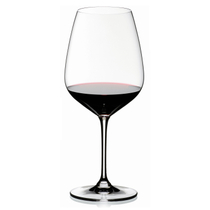 Riedel Vinum Extreme Leaded Crystal Cabernet/Merlot Wine Glass, Set of 6