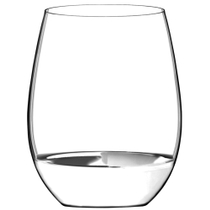 Riedel O Cabernet Merlot Bordeaux Stemless Wine Glass, Set of 2